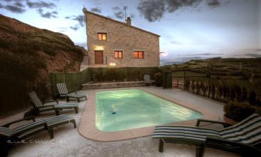 Casa Rural Cal Bonic en Calonge de Segarra a 22Km. de Rubió