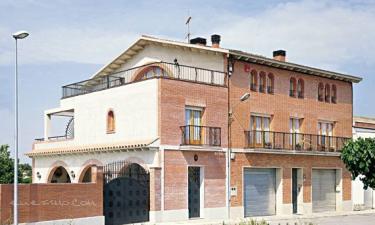 Cal Jeroni en Avinyonet del Penedès a 26Km. de Vallbona d'Anoia