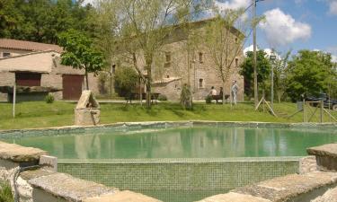Casa Rural Vinyes Grosses en Sant Agustí de Lluçanès (Barcelona)