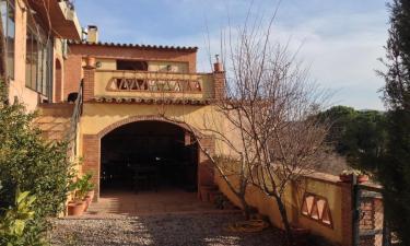 Casa Can Farré en Gallifa a 17Km. de Sant Martí de Centelles