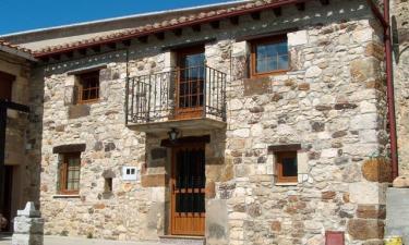 Casa Rural El Ruiseñor en Basconcillos del Tozo a 20Km. de Sargentes de la Lora