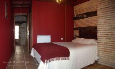 La Casa del Montero (Centro de Turismo Rural) en Espinosa de los Monteros a 16Km. de Linares