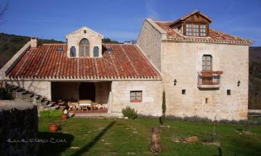 Casa Rural La Ondina en Salazar a 11Km. de Fresnedo