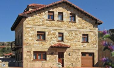 Casa Rural Casa Olalla en Rabanera del Pinar (Burgos)