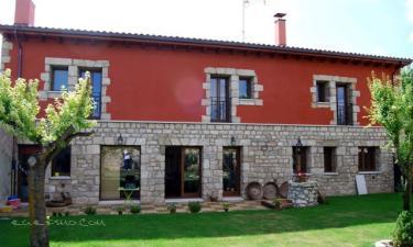 Casa rural La Casa del Huerto en Vivar del Cid (Burgos)