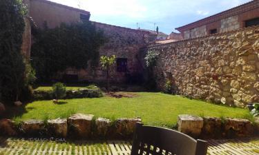 La Casa de la Abuela Petra en Solarana (Burgos)