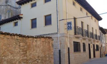 Casas Cantamora, Real y Trinquete en Peñaranda de Duero (Burgos)