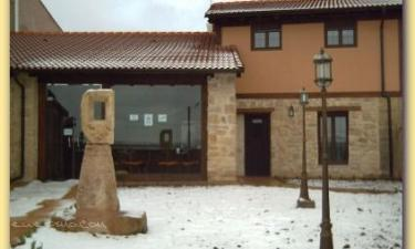 La Cerca de Doña Jimena en Modubar de San Cebrián. (Burgos)