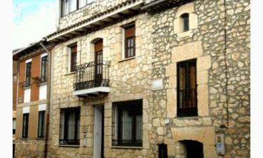 Casa Rural Baco en Baños de Valdearados (Burgos)