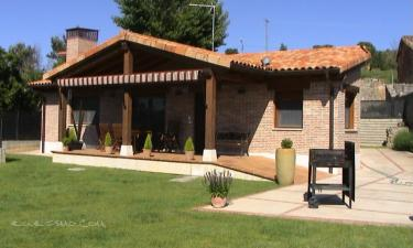 Casa Rural La Huerta de Ananías en Humienta a 38Km. de Solarana