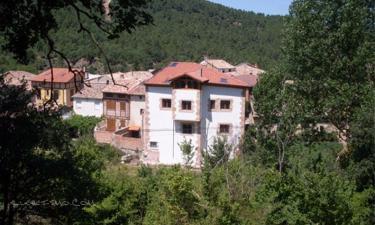 Casa rural El Lobo  en Oña a 22Km. de Quintana-Martín Galíndez