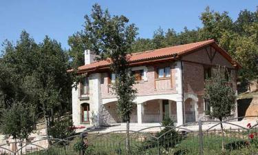 Casa Rural Montealegre en Mozoncillo de Juarros (Burgos)