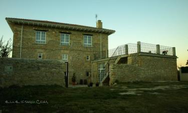 Hotel Rural Santa Cruz en Villarcayo a 13Km. de Linares