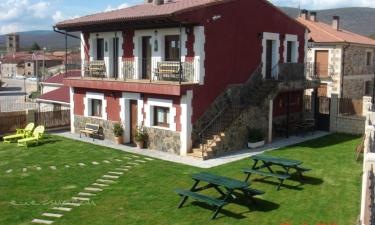 Casa Rural Jaramillo de la Fuente I y II en Jaramillo de la Fuente (Burgos)