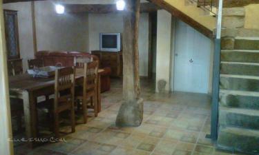 Casa Rural el Campanario en Guinicio (Burgos)