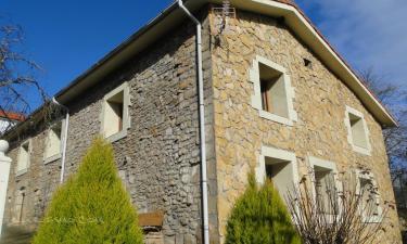 Casa de turismo rural Nines en Dosante a 32Km. de Fresnedo
