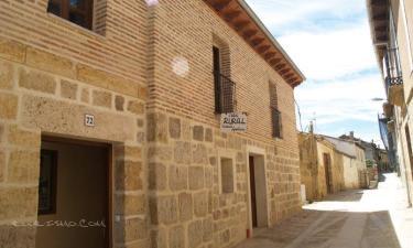 Casa El Veredero en Castrojeriz (Burgos)
