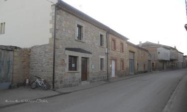 La Casa del Abuelo en Hornillos del Camino a 33Km. de Sotragero