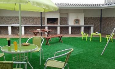 Casa El lince de Granadilla en Zarza de Granadilla a 14Km. de Casas del Monte