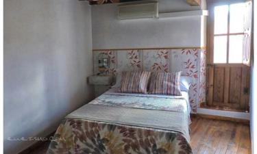 Casa Rural El Rincón de las Hurdes  en Sauceda a 10Km. de Caminomorisco