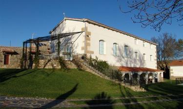 Casa Rural Almazara de San Pedro en Eljas a 33Km. de Villasbuenas de Gata