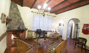 Casa Rural La Parra en Navaconcejo (Cáceres)
