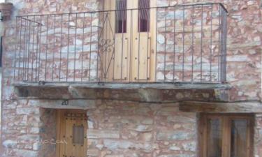 Casa Rústica en Pinofranqueado a 8Km. de Avellanar
