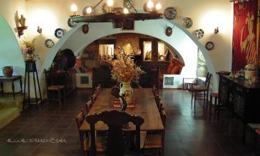 La Casería C.B. en Navaconcejo a 13Km. de Cabrero