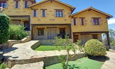 Casa Rural Acebuche en Casas del Monte a 23Km. de Zarza de Granadilla