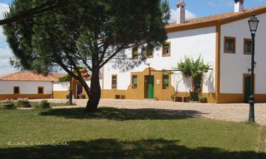 Casa Rural Dehesa de Solana en Herrera de Alcántara a 41Km. de Valencia de Alcántara