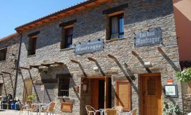 Monfragüe Rural en Villarreal de San Carlos a 16Km. de Serradilla