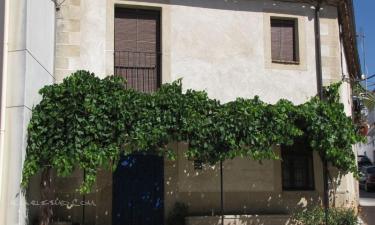 La casa de Tia Emilia en Villar de Plasencia a 22Km. de Zarza de Granadilla