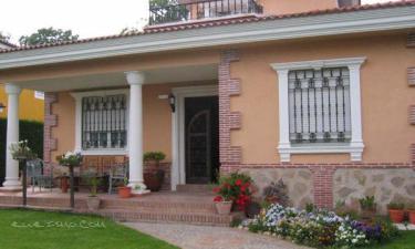 Casa Rural El Camino de Yuste en Cuacos de Yuste a 44Km. de Serrejón