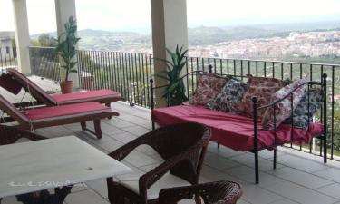 Santa Barbara en Plasencia (Cáceres)