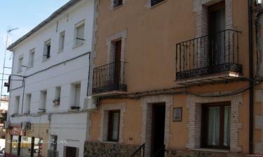 Casa Rural Puerta de la Vera en Madrigal de la Vera a 39Km. de Calzada de Oropesa