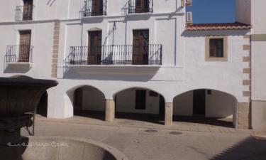 La Posada de María en Malpartida de Cáceres a 60Km. de Herreruela