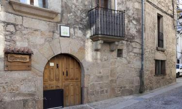 Casa Rural Corvina en Acebo (Cáceres)