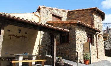 Apartamento Rural El Peral en Caminomorisco a 12Km. de Horcajo