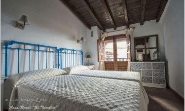 Casa Rural el Tomillar en Pasarón de la Vera a 14Km. de Cabrero