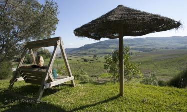 Casa Rural Casa Montecote en La Muela a 12Km. de El Palmar