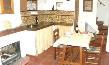 Casa Rural La Tinaja en Grazalema a 12Km. de Benaocaz
