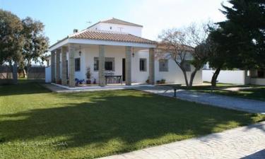 Casas Finca las Brisas en El Palmar (Cádiz)