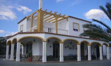 Villa Albarrán en Olvera a 16Km. de Setenil de las Bodegas