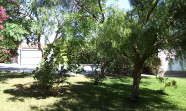 La Casa Azul en Chiclana de la Frontera a 30Km. de El Palmar