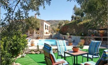 Casa Rural Tierra Alta en El Gastor a 14Km. de Setenil de las Bodegas