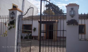 Cortijo Las Majadillas en Jerez de la Frontera a 9Km. de Estella del Marqués