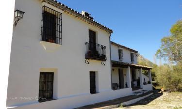 Casa Rural La Maquinilla en Grazalema (Cádiz)