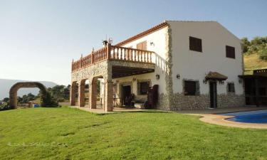 Rancho Los Cuñaos en El Gastor (Cádiz)
