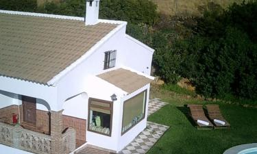 Villa los Almendros en El Gastor (Cádiz)