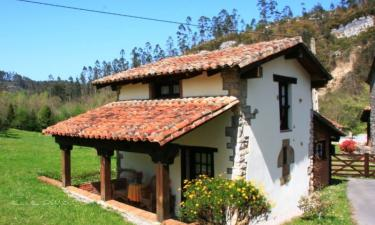 Casa Rural El Molino de Bonaco en San Vicente de la Barquera (Cantabria)